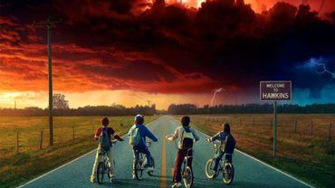 """""""Stranger Things"""" reviendra le 27 octobre sur Netflix"""
