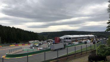 Le circuit de Spa-Francorchamps accueille le GP de Belgique de Formule Un sans spectateurs