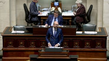 Charles Michel reporte sa déclaration de politique générale