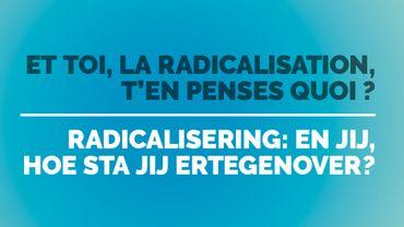 """Lancement de la campagne """"Et toi, la radicalisation, t'en penses quoi ? """" à Bruxelles"""