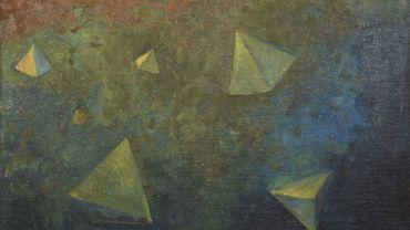 The tetrahedrons, 1910 Paul Serusier (Paris 1864-1927 Morlaix)