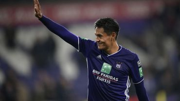 Mercato: Andy Najar quitte Anderlecht et s'engage au Los Angeles FC