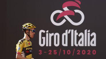 Steven Kruijswijk n'ira pas au bout du Giro, le Néerlandais a d'ores et déjà quitté la course après son contrôle positif au Covid-19. Alors ce Giro, stop ou encore ?
