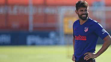 Diego Costa, sans club depuis le 1er janvier, recalé par l'OM