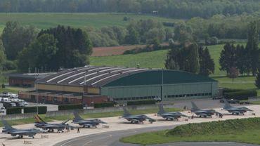 La base aérienne de Florennes.