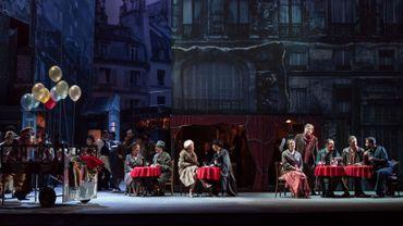 La Bohème à l'Opéra Royal de Wallonie