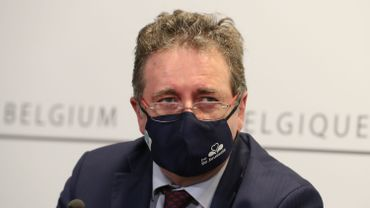 Rudi Vervoort, le ministre-président bruxellois.