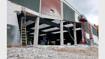 De plus en plus, les ouvriers du bâtiment doivent s'adapter à des matériaux et des modes de construction plus écologiques