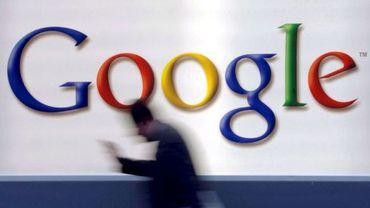 Google chute à Wall Street