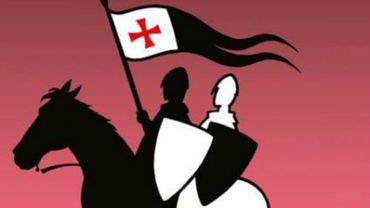 L'ordre des Templiers s'expose à l'Abbaye de Stavelot jusqu'au 21 mai 2017