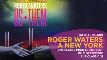 Roger Waters à New York