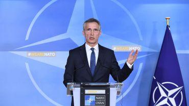 """Les pays de l'Otan apportent leur """"plein soutien"""" aux raids menés en Syrie"""