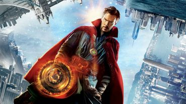 """Doctor Strange"" avec Benedict Cumberbatch"