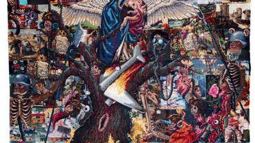 La Vierge au foetus