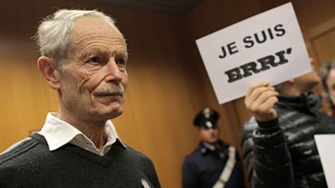 Erri De Luca a comparu ce mercredi devant un tribunal de Turin