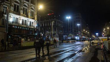 La nuit de samedi à dimanche a été calme dans la capitale.