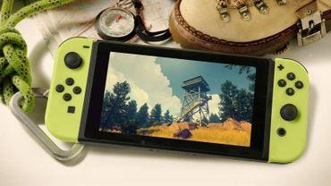 Firewatch débarque sur Nintendo Switch Le 17 décembre prochain
