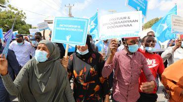 """Somalie: ONU et UA appellent à un accord pour des élections """"dès que possible"""""""