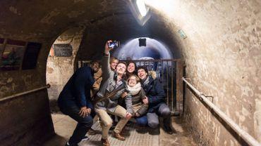 Nocturnes des Musées bruxellois dans les égoûts