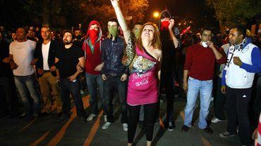 Turquie: les manifestants dénoncent les violences policières dans le parc Gezi