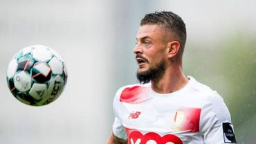 Maxime Lestienne prêt à affronter le Club de Bruges