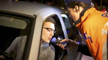 """L'opération """"Barrière Alcootest"""" est terminée: 80% des conducteurs sobres"""