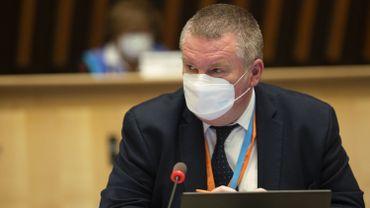 Michael Ryan, le directeur des questions d'urgence sanitaire à l'OMS