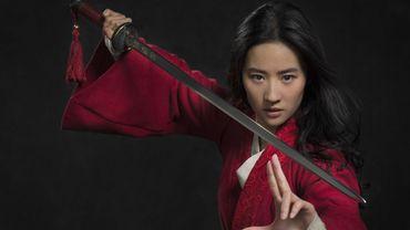 L'actrice chinoise Liu Yifei a été choisie pour incarner l'héroïne Mulan dans ce film en live-action.