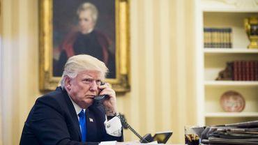 Donald Trump n'aurait pas de navigateur internet sur son iPhone