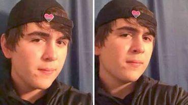 Dimitrios Pagourtzis, 17 ans, a abattu 10 personnes et en a blessé 10 autres vendredi dans son lycée de Sante Fe au Texas