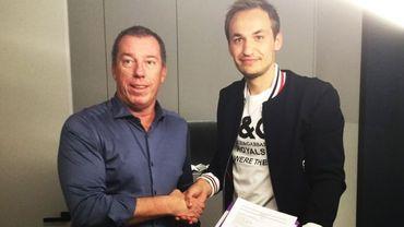Anderlecht réalise son premier transfert avec Yevhenii Makarenko