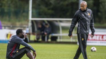 """Lukaku : """"Apprendre aux côtés de Henry et de Drogba est la meilleure chose qui me soit arrivée"""""""