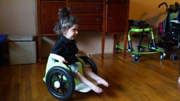 Ce traitement aide à combattre l'atrophie musculaire spinale chez les enfants.