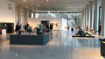 Liège: des oeuvres de Mady Andrien au musée de la Boverie