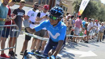 Quintana promet de participer au Tour de France 2020 avec Arkéa-Samsic