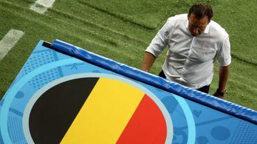 Marc Wilmots ne veut plus entraîner en Belgique avant 5 ou 10 ans
