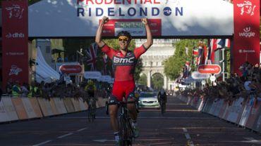 London Ride: Victoire de Drucker, Sep Vanmarcke 4e