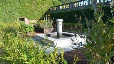 jardin médiéval de Villers-la-Ville