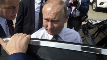 Vladimir Poutine au G20 (30 novembre 2018)
