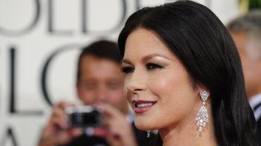 """Catherine Zeta-Jones est devenue célèbre grâce à son rôle d'Elena dans """"Zorro"""""""