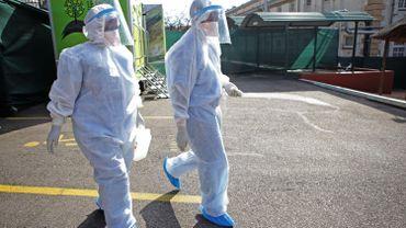 Coronavirus: plus de 10.000 soignants infectés en Afrique, selon l'OMS