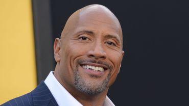 """Dwayne """"The Rock"""" Johnson est l'acteur le mieux payé au monde (Forbes)"""