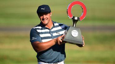 Le dixième mondial a remporté le tournoi  PGA