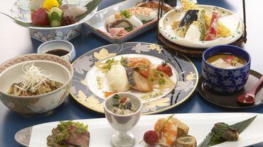 Un dîner kaiseki pour une expérience 100% japonaise.
