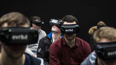 Les expositions en réalité virtuelle se multiplient