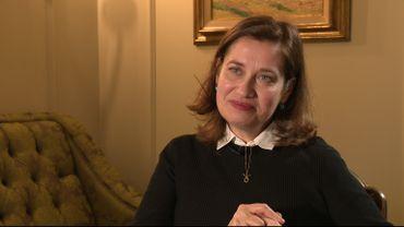 """Emmanuelle Devos à propos des """"Parfums"""": ce film fait du bien à ceux qui le voient"""