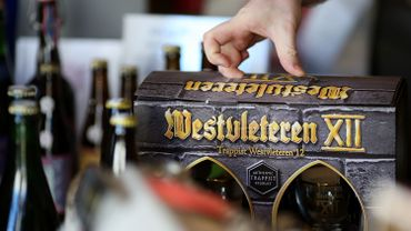 La Westvleteren, l'un des bières les plus rares au monde.