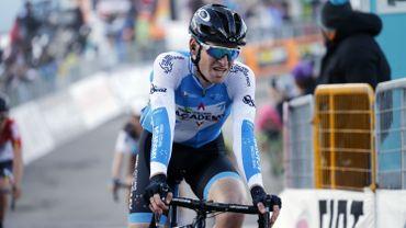 Ben Hermans sera le leader de sa formation sur le Giro.