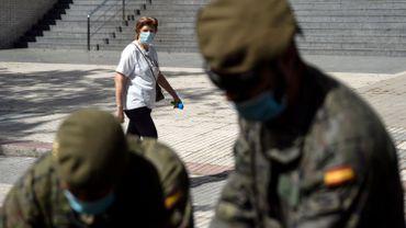 Coronavirus en Espagne: l'armée sollicitée pour le tracing contre la pandémie