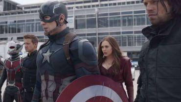 """Chris Evans raccrochera le bouclier après """"Avengers 4"""""""